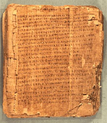 Ebers Papyrus